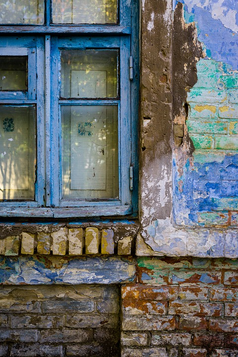 Sådan gør du når du har malet dine vinduer