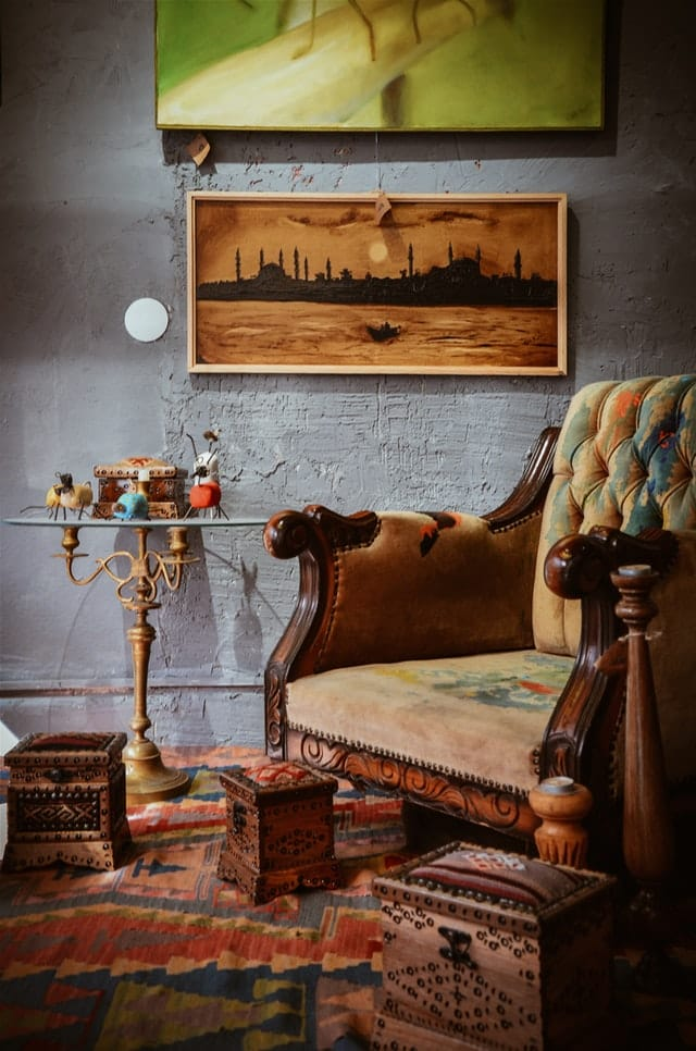 Giv dit hjem et fedt retrolook med de rette møbler